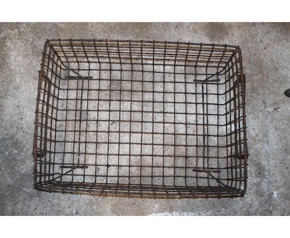 Old oyster basket