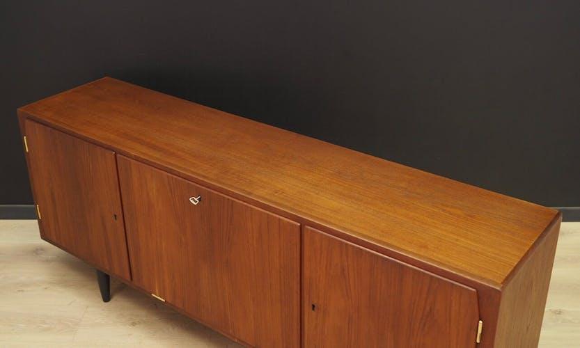 Sideboard in teak vintage