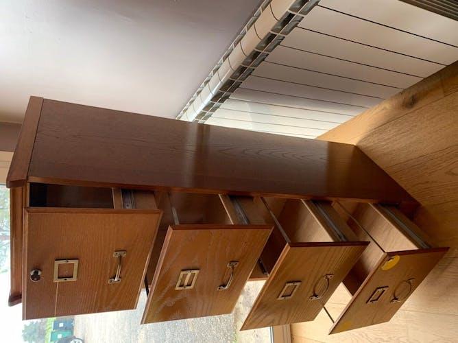 Storage binder