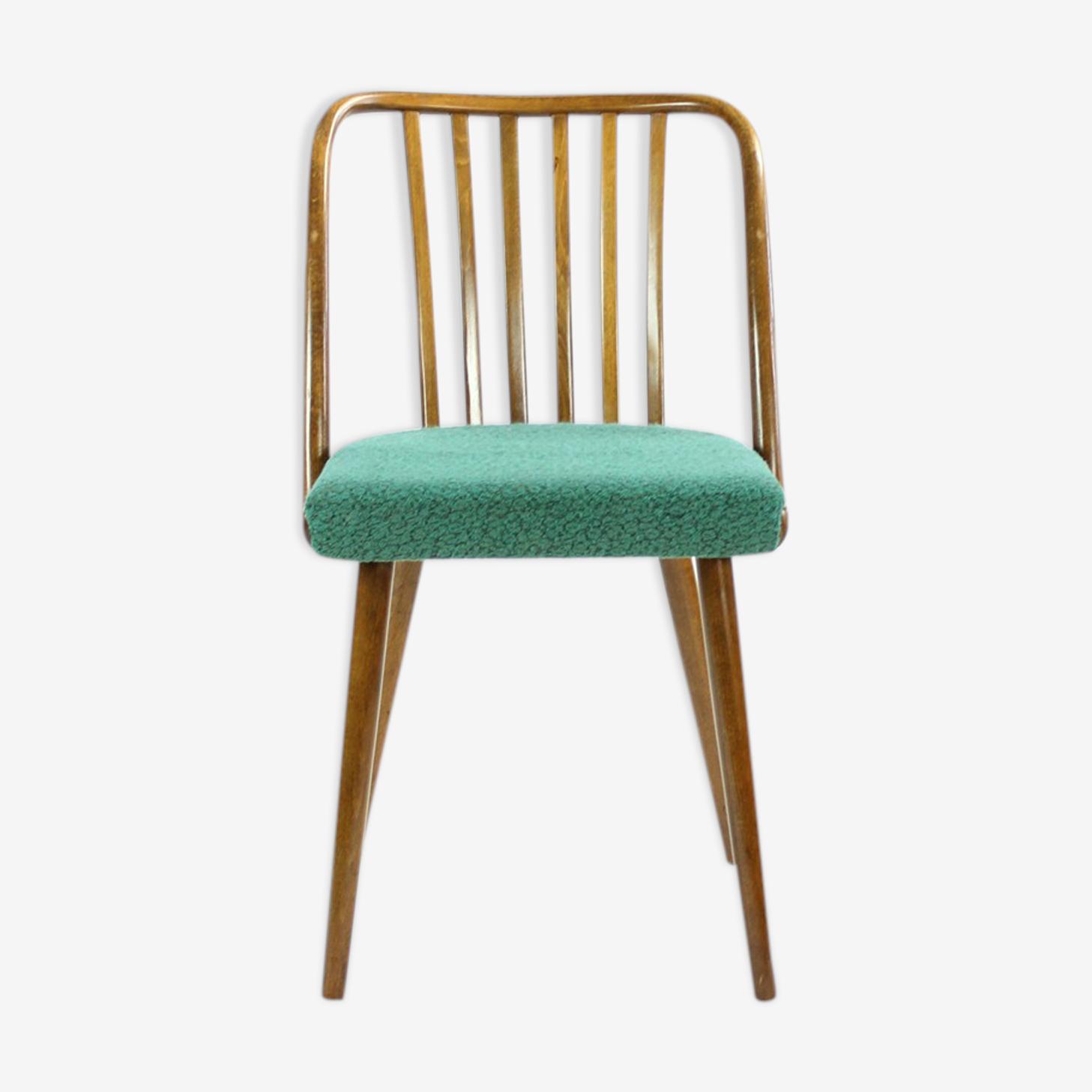 Chaise design Antonin Suman pour Ton (Thonet)