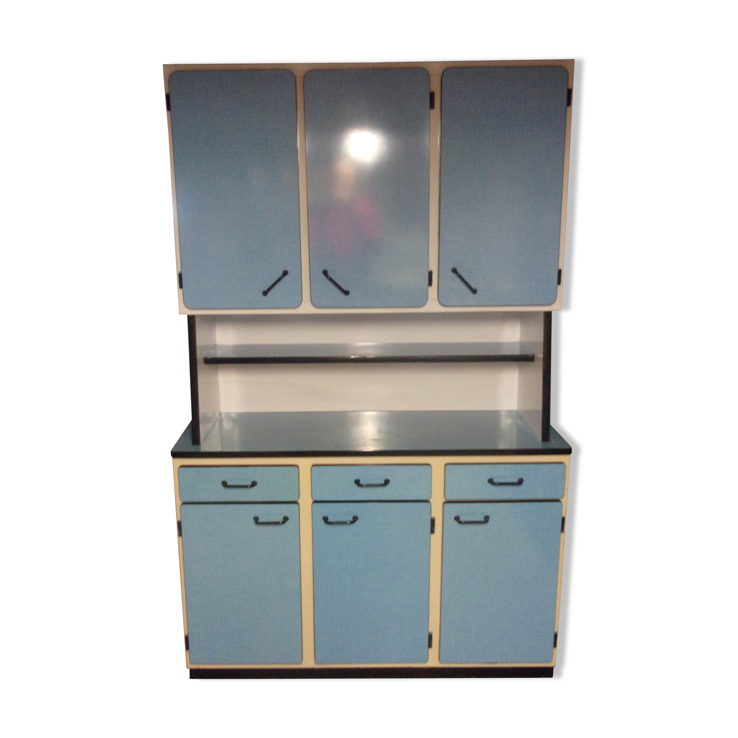 Meuble Formica Vintage Stunning Buffet En Formica Vintage With  # Zago Meuble Tv