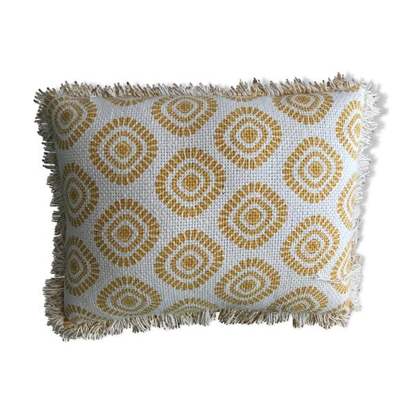 Coussin style scandinave 42x32cm