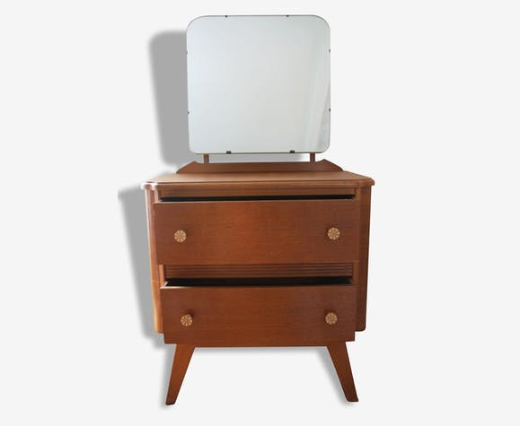 Commode coiffeuse années 50