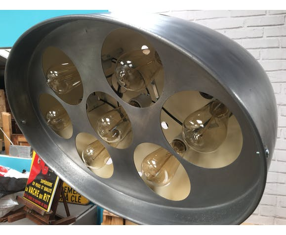Lampe industrielle de carrossier LG Levallois