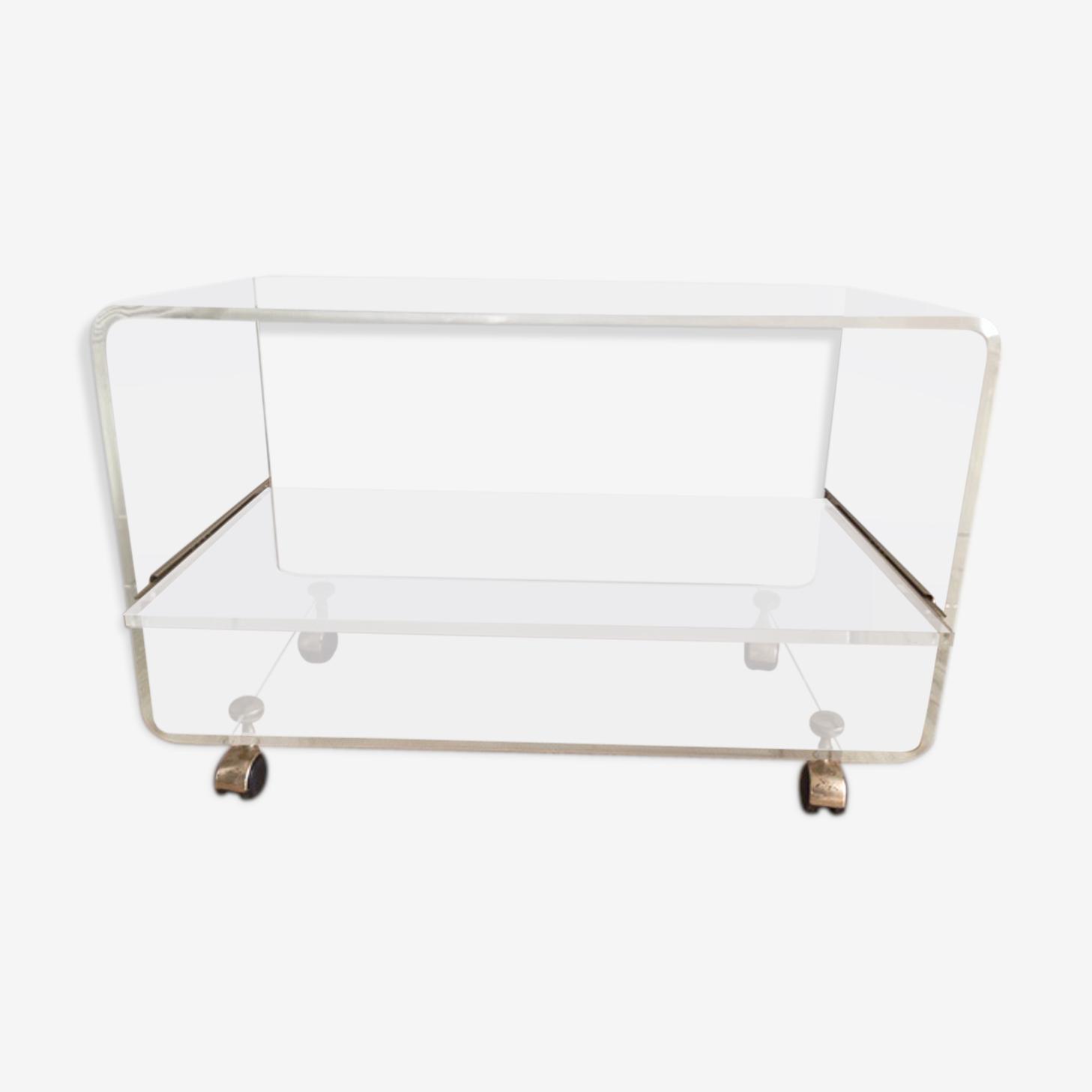 Table Tv Plexiglas