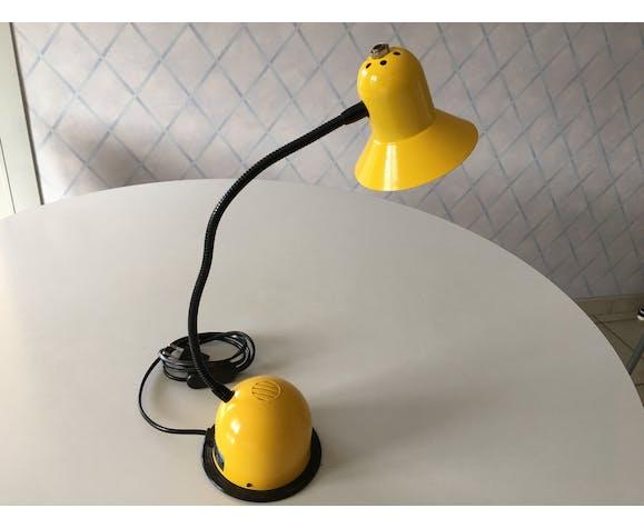 Lampe stilplast années 70