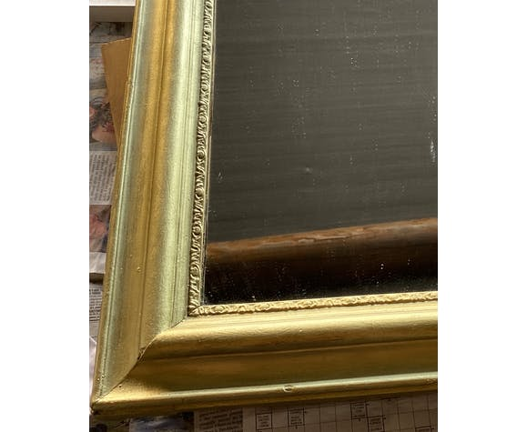 Miroir ancien 50x60cm