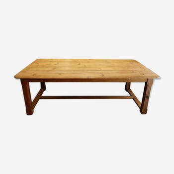 Table de salle manger vintage d 39 occasion for Table a manger retro