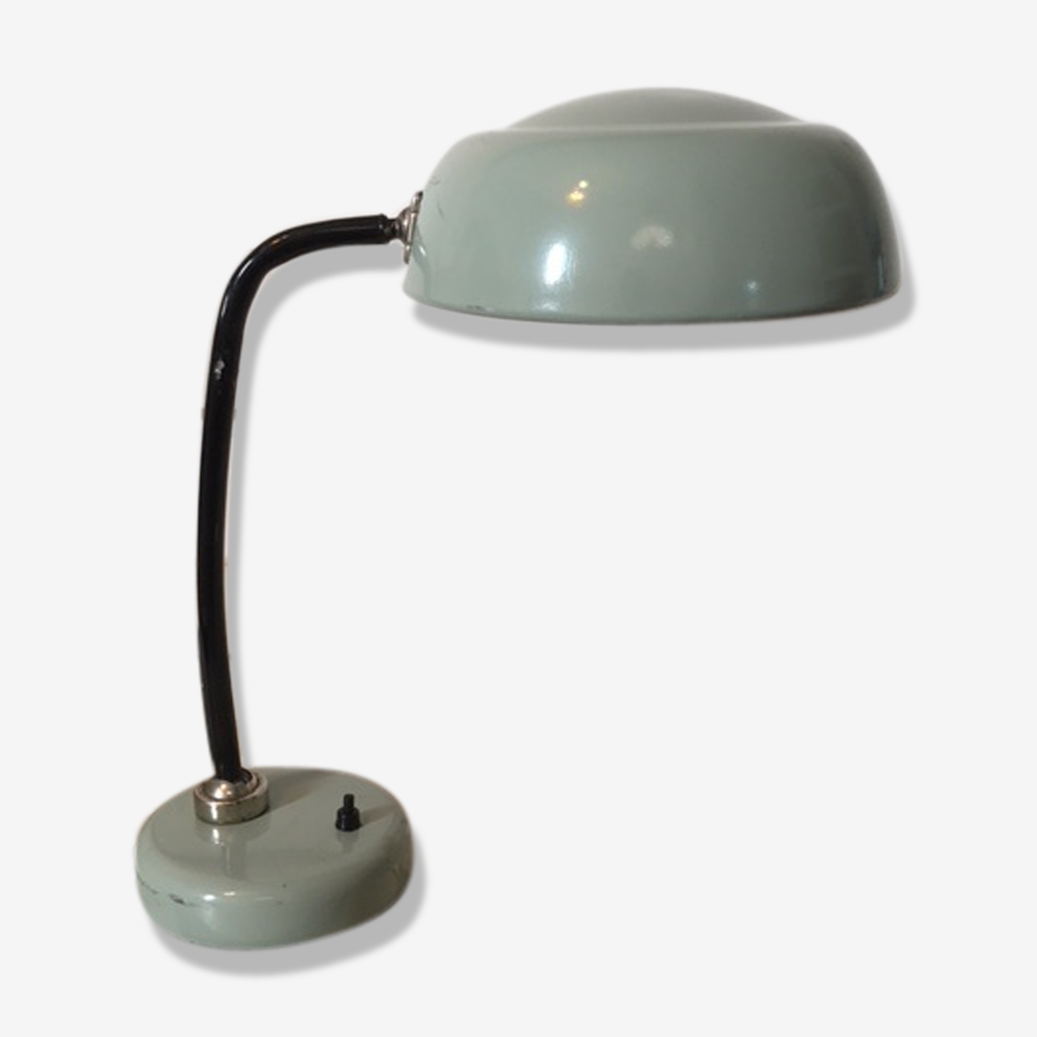 Lampe de l'administration italienne années 60