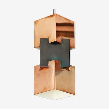 Hanging lamp by Jo Hammerborg for Fog & Mørup