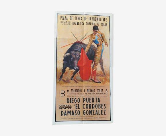 Affiche de Tauromachie