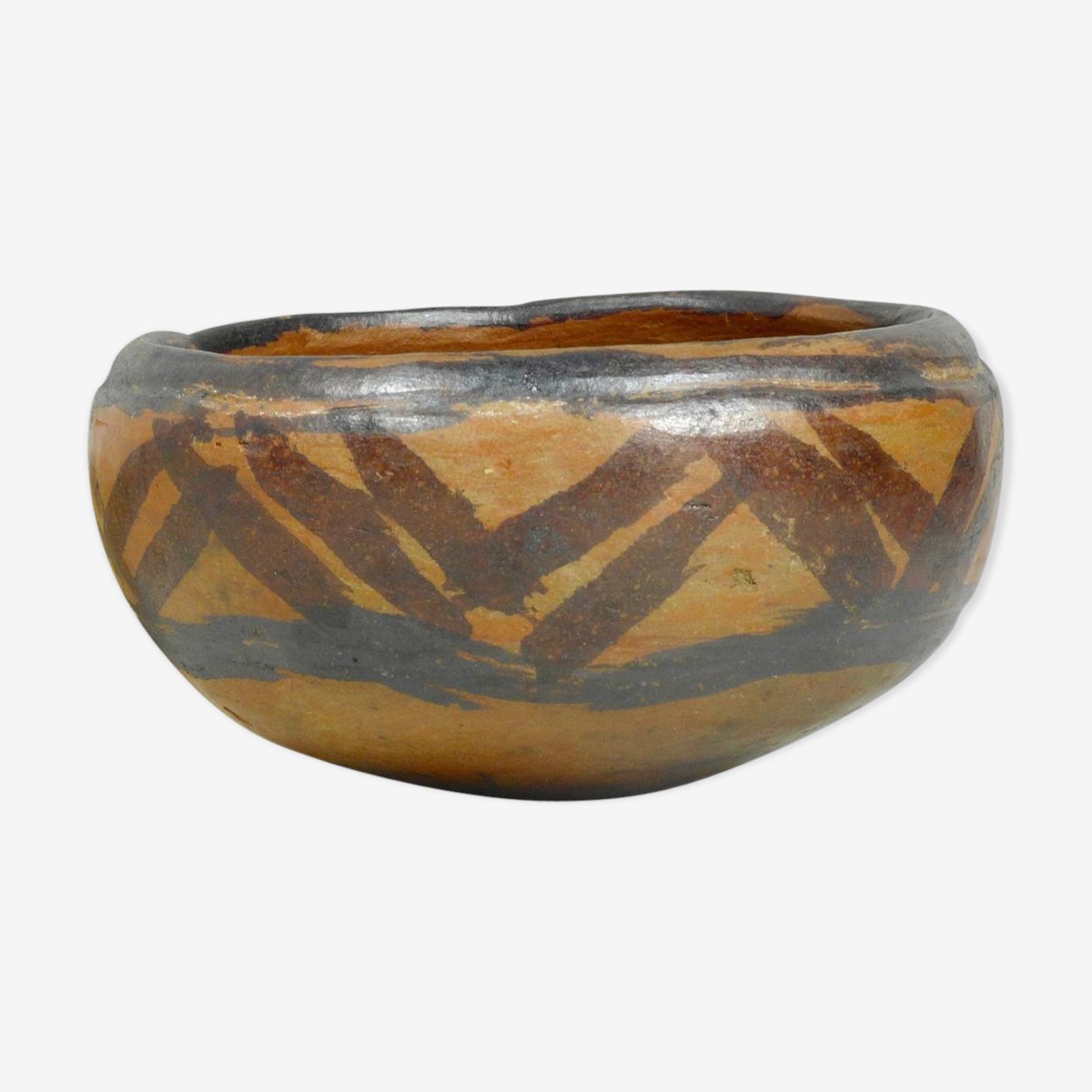 Bol en céramique vintage