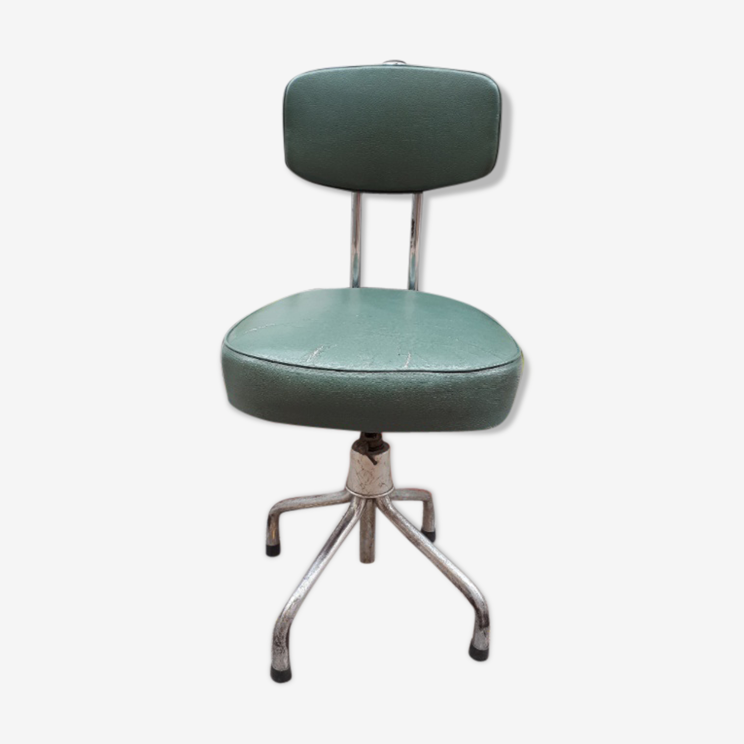 Chair desk vintage Roneo 1950-1960