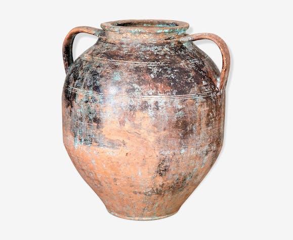 Amphore antique de terre cuite
