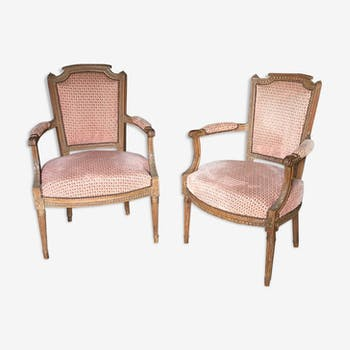 Pair of convertibles of epoch Louis XVI