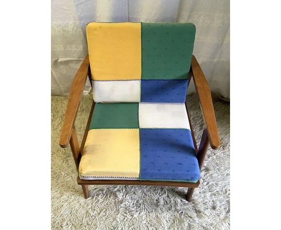 Scandinavian style armchair 50