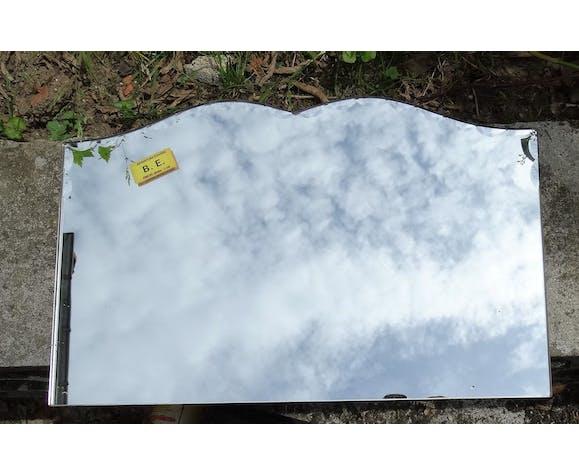 Former courtesy mirror 27x42cm