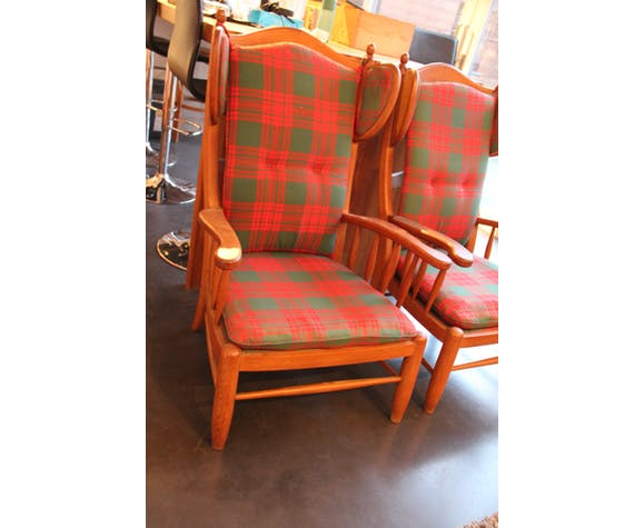 2 chairs from the 70s