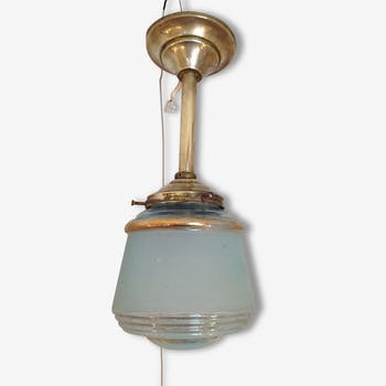 Brass and glass Granita suspension