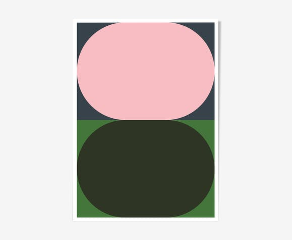 "Illustration ""Untitled Color Studies #1"""