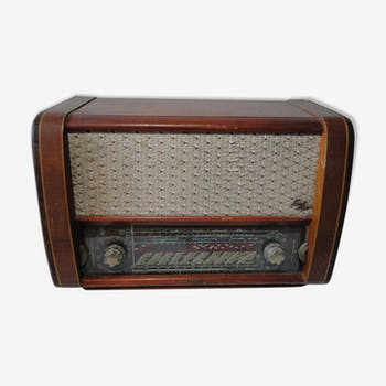 Old Luxor radio Lebert transistor radio 50s 60s