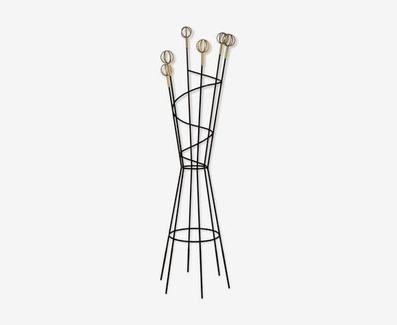 Astrolabe coat rack by Roger Feraud from the 1950