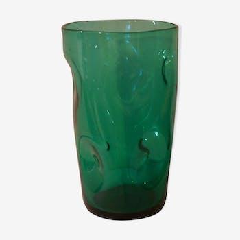 Vase vintage 1960 era Holmegaard