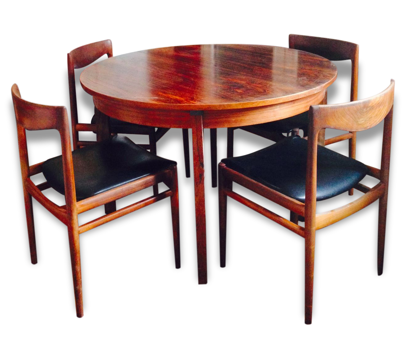 Chaise roche bobois cuir fabuleux chaises roche bobois - Table salle a manger contemporaine roche bobois ...