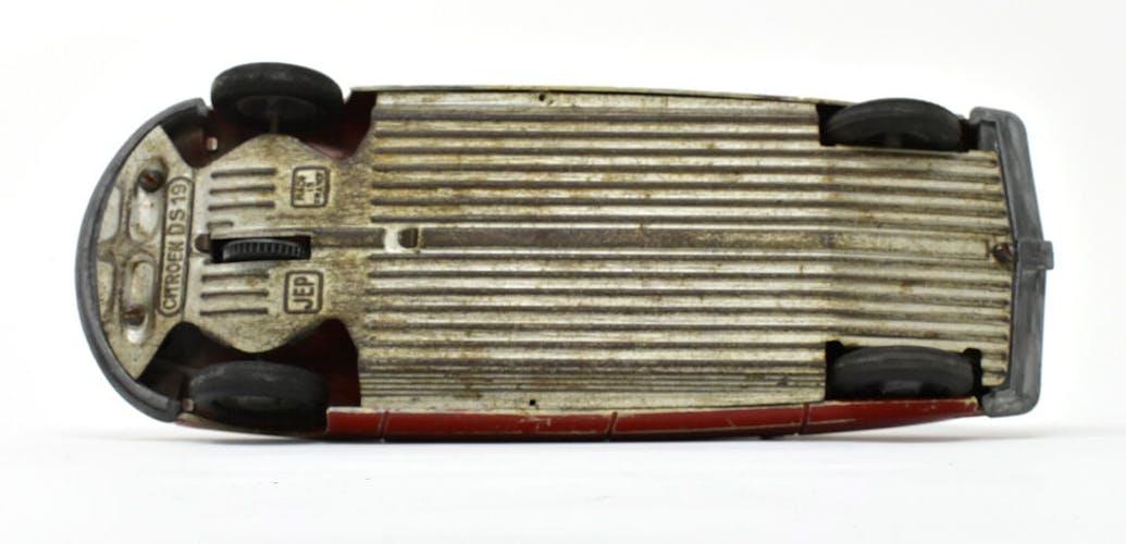 Voiture DS JEP 1957