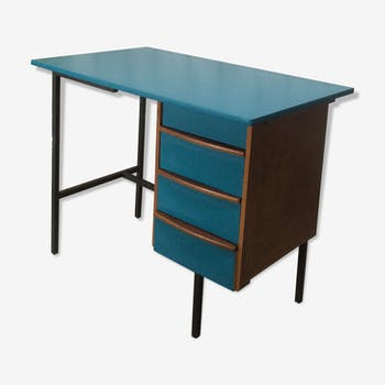 Bureau, secrétaire & coiffeuse - bleu | Vous cherchez LA pièce ...