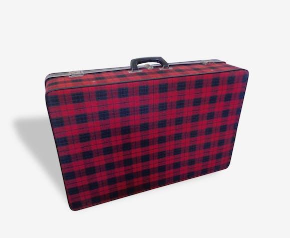 grande valise vintage ann es 60 ska vintage 108238. Black Bedroom Furniture Sets. Home Design Ideas