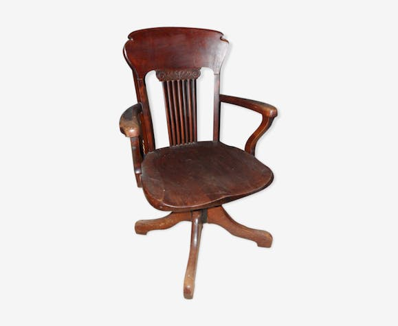Fauteuil americain J.B. Ford Johnson 1920