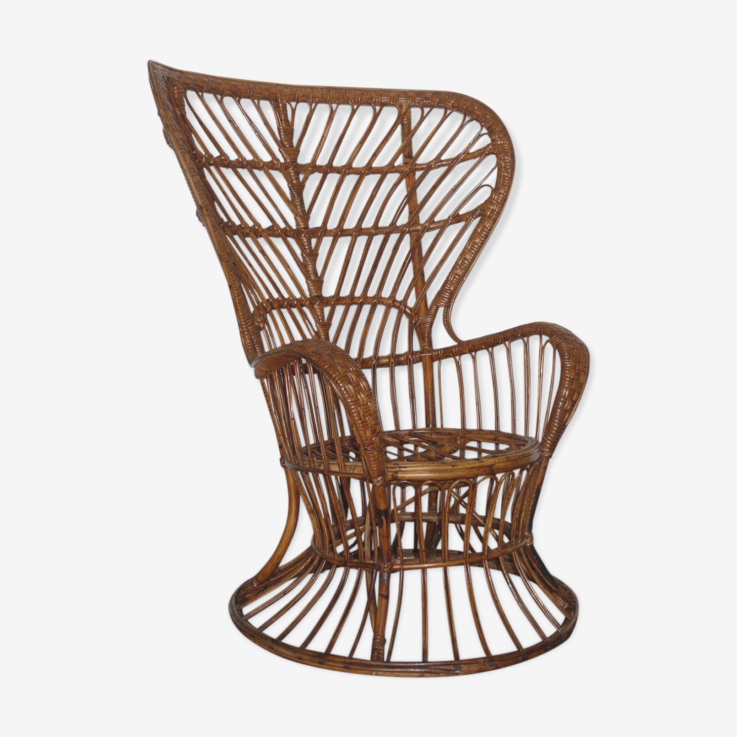 Armchair of Gio Ponti & Lio Carminati for Casa & Giardino, Milan, years 50
