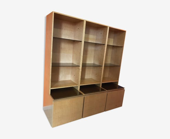 Storage furniture by giovanni offredi for saporiti italia
