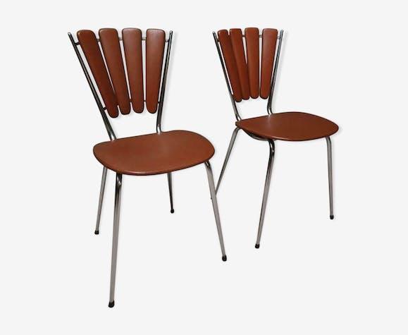 chaises des années 60