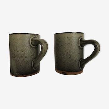Paire de tasses