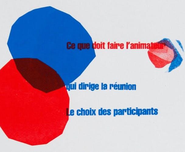 What should make the facilitator