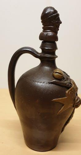 Calvados jug and 5 buckets