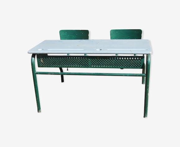 School desk 2 places