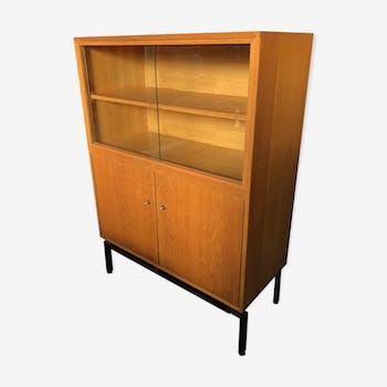 Library vintage wood and metal