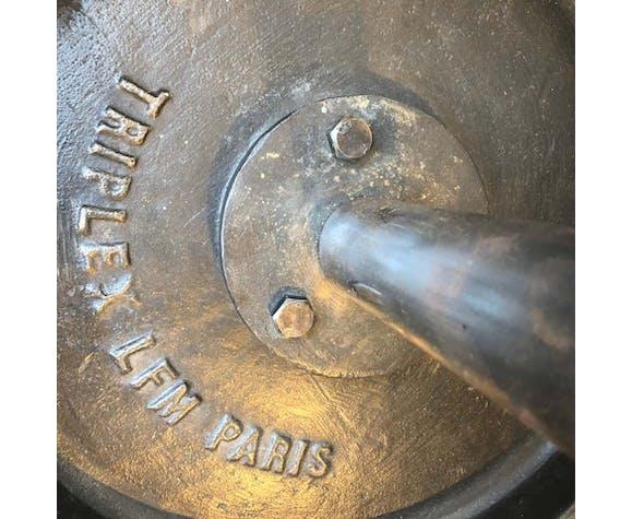 Projecteur Paris vintage industriel vers 1960