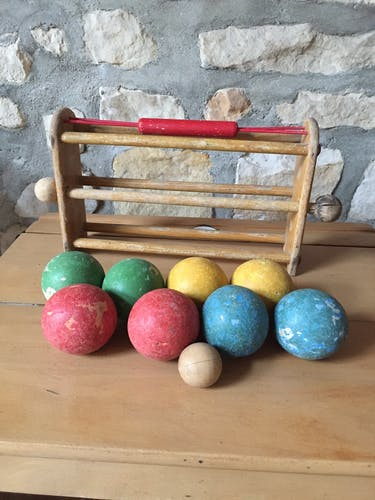 Old ball game