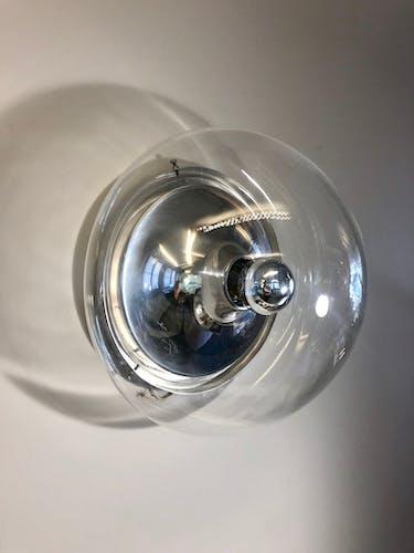 Plafonnier en verre