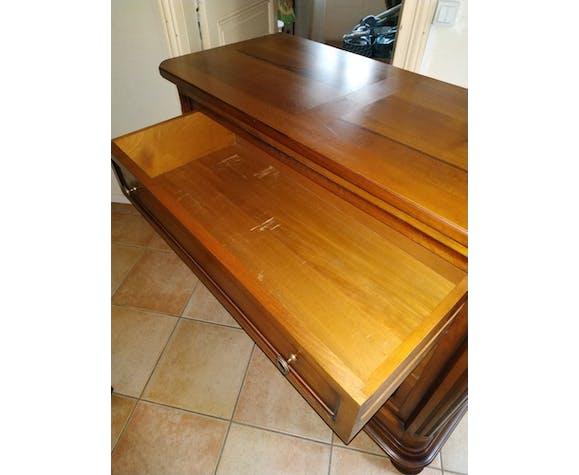 Dresser massive walnut