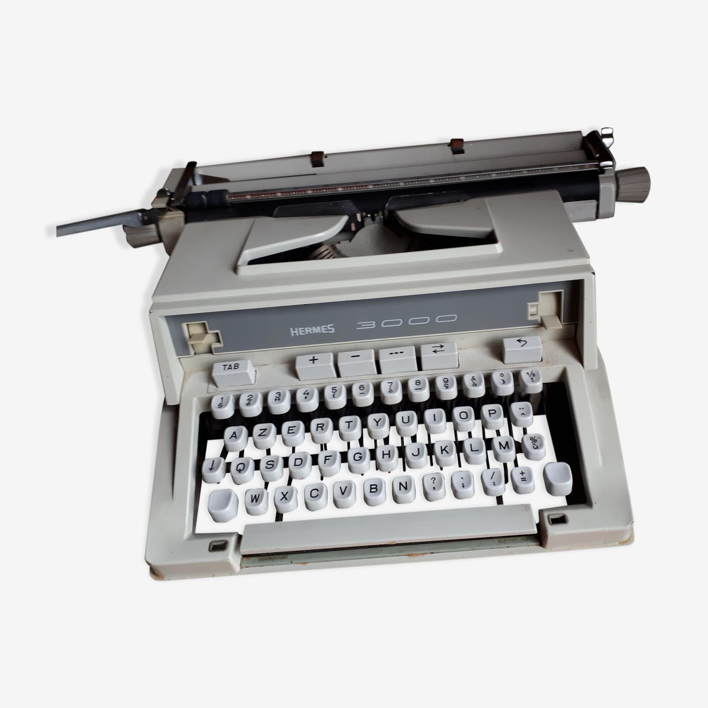 Machine à écrire portative