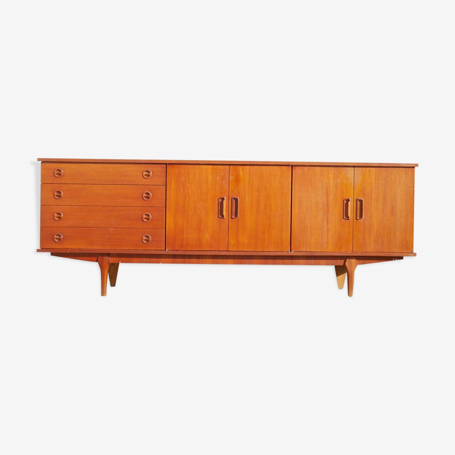 Sideboard teak, 60 years