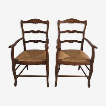 Duo of chairs type Shepherdess