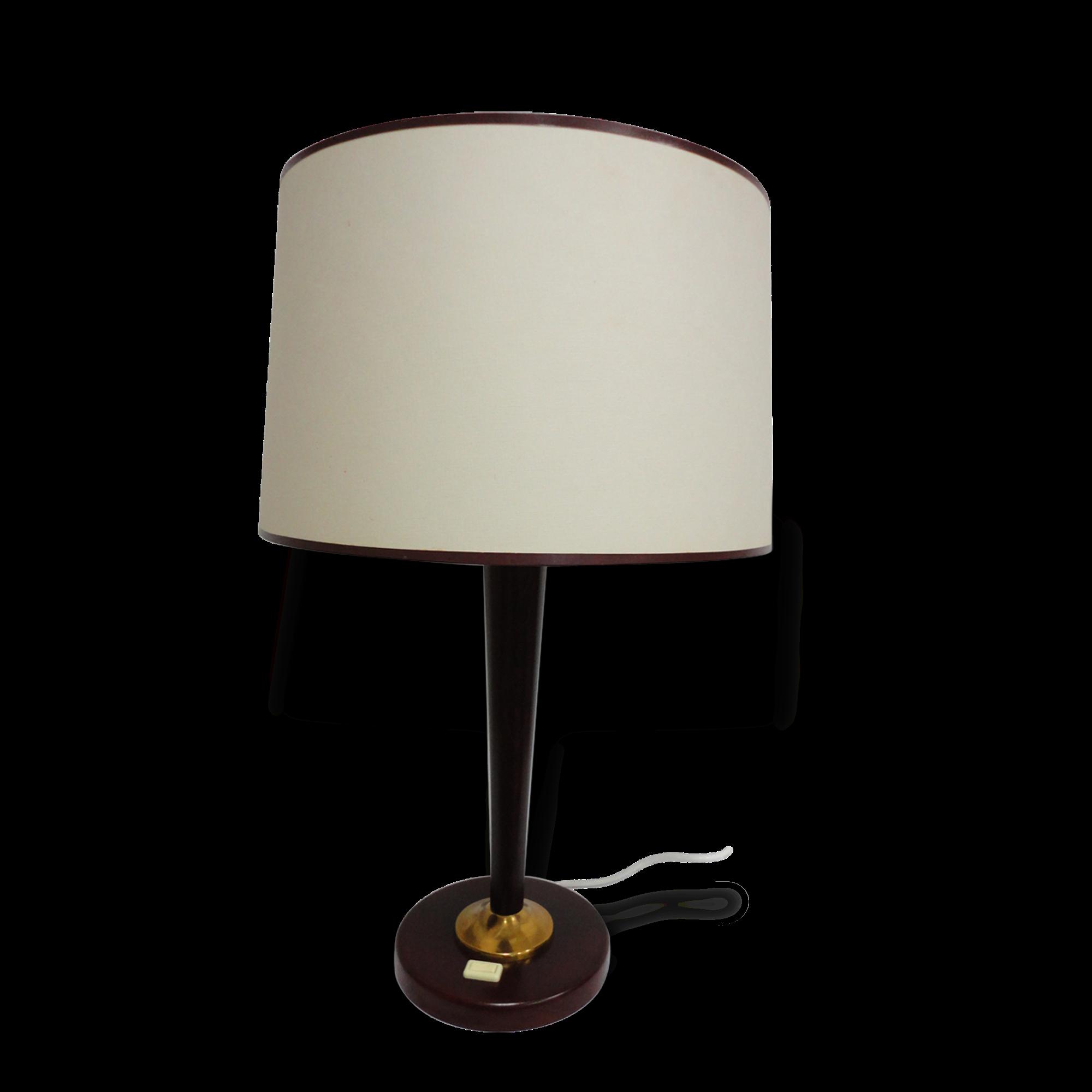 Lampe De Bureau En Bois L Gant Lampe De Bureau Design A Led Feny