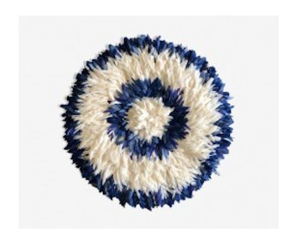 Juju hat blanc et bleu