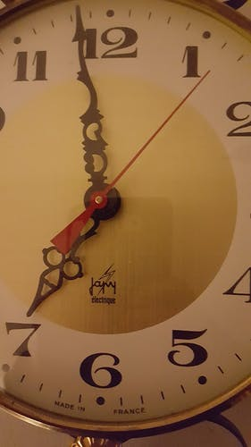 Pendulum japy